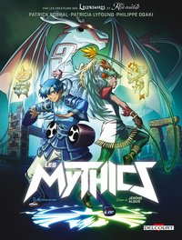 Les mythics - Tome 9