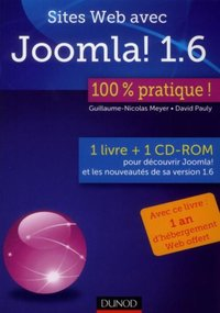 Sites Web avec Joomla! 1.6