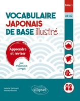 Vocabulaire japonais de base illustré