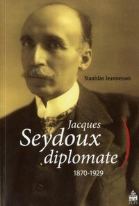 Jacques seydoux diplomate