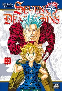 Seven deadly sins - Tome 3
