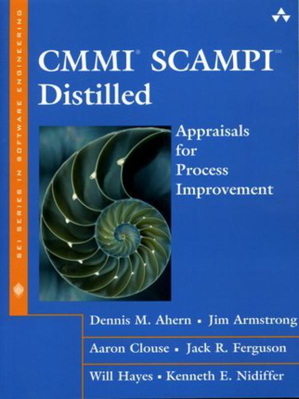CMMI SCAMPI Distilled - D  Ahern, J  Armstrong, A  Clouse, J     -  Librairie Eyrolles