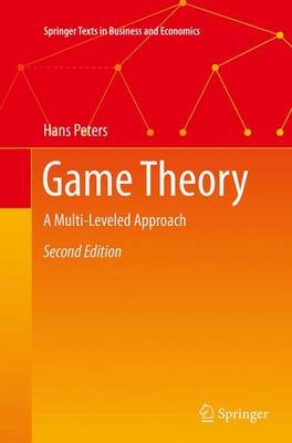 Game theory 2ed