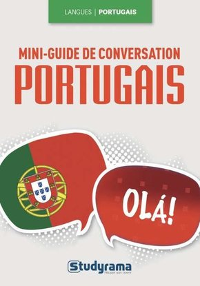 Mini guide de conversation - portugais
