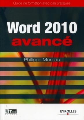 Philippe Moreau- Word 2010 Avancé