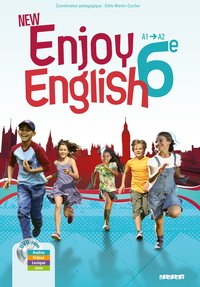 Enjoy English 6e