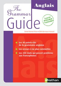 The Grammar Guide - Anglais
