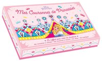 Disney princesses - coffret couronnes de princesses