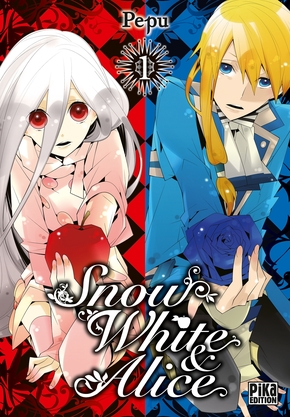 Snow white & alice - Tome 01