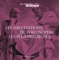 Les 100 citations de la philosophie les plus utiles