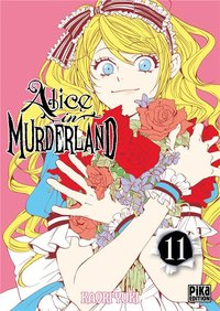 Alice in murderland - Tome 1