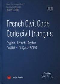 Code civil trilingue 2020
