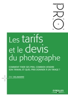 E.Delamarre - Les tarifs et le devis du photographe