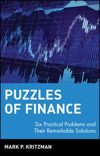 Puzzles of finance