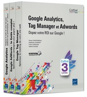 Google Analytics, Tag Manager et Google Adwords