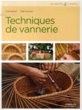 Gabriel, Sue; Goymer, Sally- Techniques de vannerie