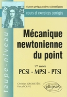 Mécanique newtonienne du point