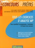 Tous les exercices d'analyse - MP