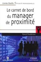 Pascal Pouderoux - Le carnet de bord du manager de proximité
