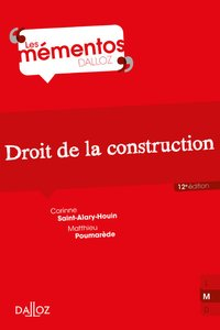 Droit de la construction - 12e ed.