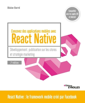 B.Barré- Concevez des applications mobiles avec React Native