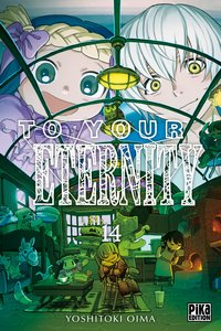 To your eternity - Tome 14