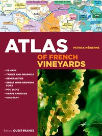 Atlas of French vineyards