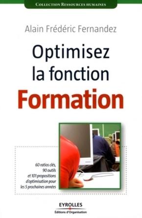Alain-Frédéric Fernandez- Optimisez la fonction formation