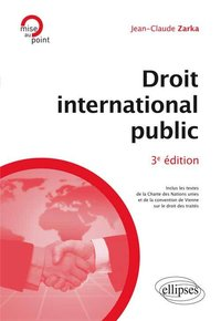 Droit international public - 3e édition