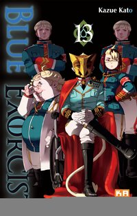 Blue exorcist - Tome 3