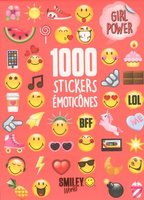 Smileyworld ; 1000 stickers émoticones ; girl power