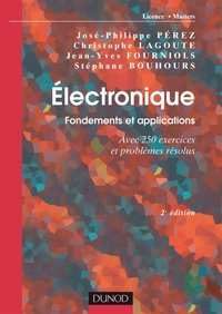 Electronique - Fondements et applications