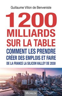1 200 milliards sur la table
