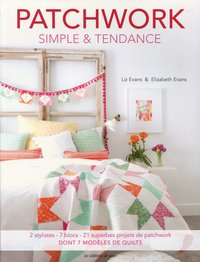 Patchwork simple et tendance