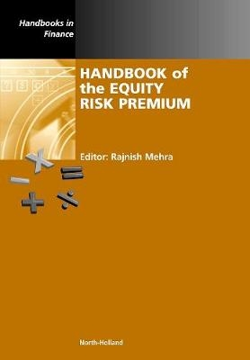 HANDBOOK OF THE EQUITY RISK PREMIUM ED 2007 CDE CLIENT