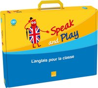 Speak and play-ce1-fichier-flashcards+posters+cd+story time book