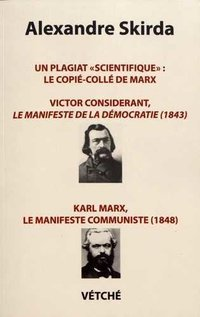 Copié-collé de marx : un plagiat scientifique (le)