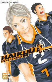 Haikyu !! - Les as du volley - Tome 7