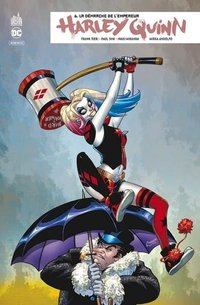 Harley quinn rebirth  - Tome 6