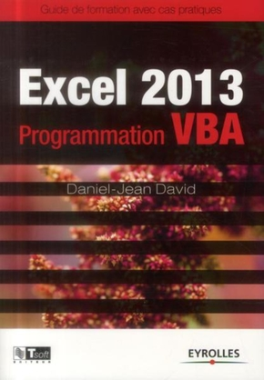 D.-J.David- Excel 2013 - Programmation VBA