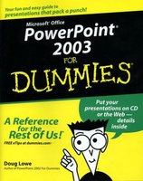Microsoft Office PowerPoint 2003 for Dummies