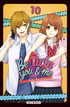 Be-twin you & me - Tome 10