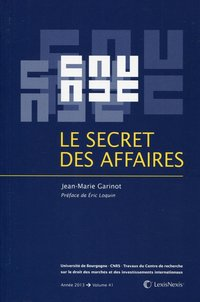Le secret des affaires