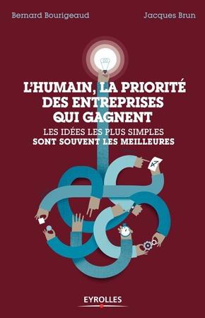B.Bourigeaud, J.Brun- L'humain, la priorité des entreprises qui gagnent