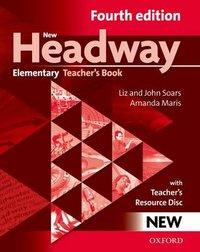 New Headway, 4th Edition Elementary: Teacher'S Book And Teacher'S Resource Disk