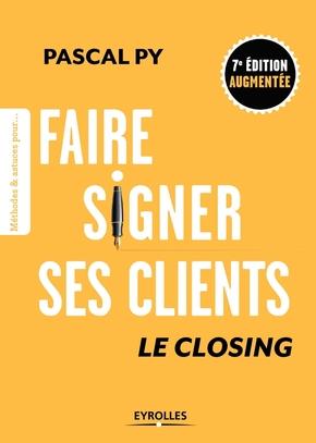 P.Py- Faire signer ses clients