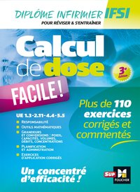 Calcul de dose facile !