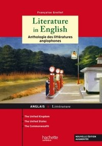 Hu Langues ; Literature In English ; Anthologie Des Littératures Anglophones