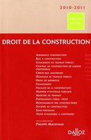 Droit de la construction - 2010/2011