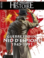 Guerre froide nid d'espions 1945-1991